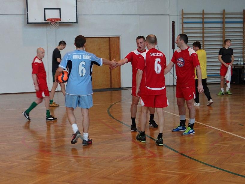 Grali w piłkę i zbierali dla WOŚP