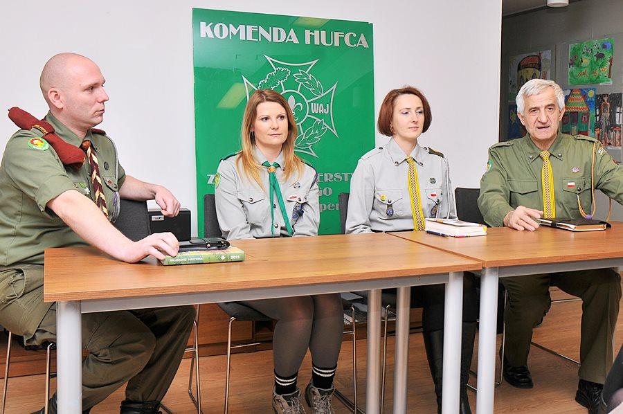 ZHP: Przygotowania do wielkiej rocznicy - foto: M. Derucki