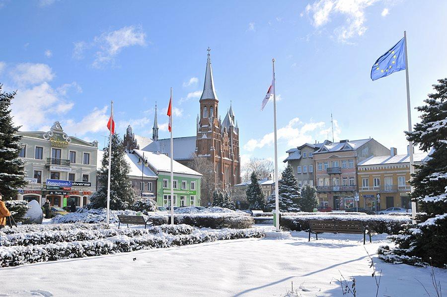 Wideo: Śnieżna zima w Turku, czy na długo? - foto: M. Derucki