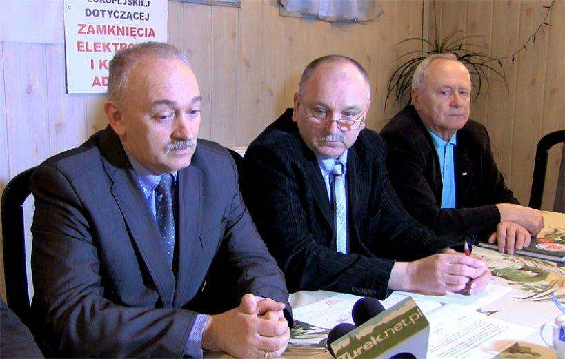 Wideo: Podsumowano akcję przeciw zamknięciu Elektrowni Adamów