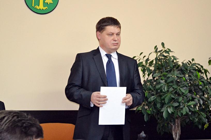 Krzeszewski wciąż walczy o spotkanie z radnymi i wójtem Prentczyńskim