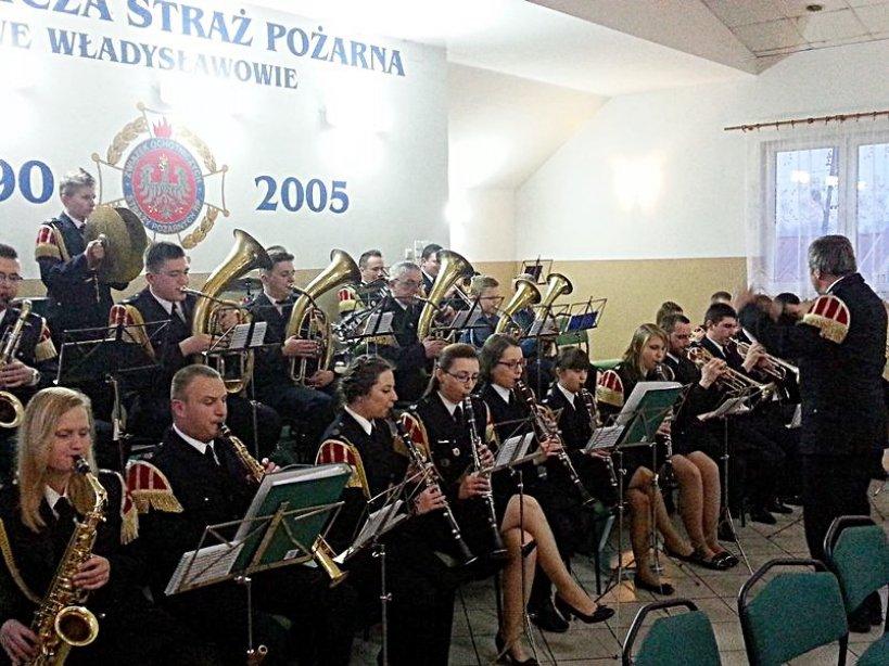 Czas podsumowań w OSP Władysławów - foto: A. Wojtyra