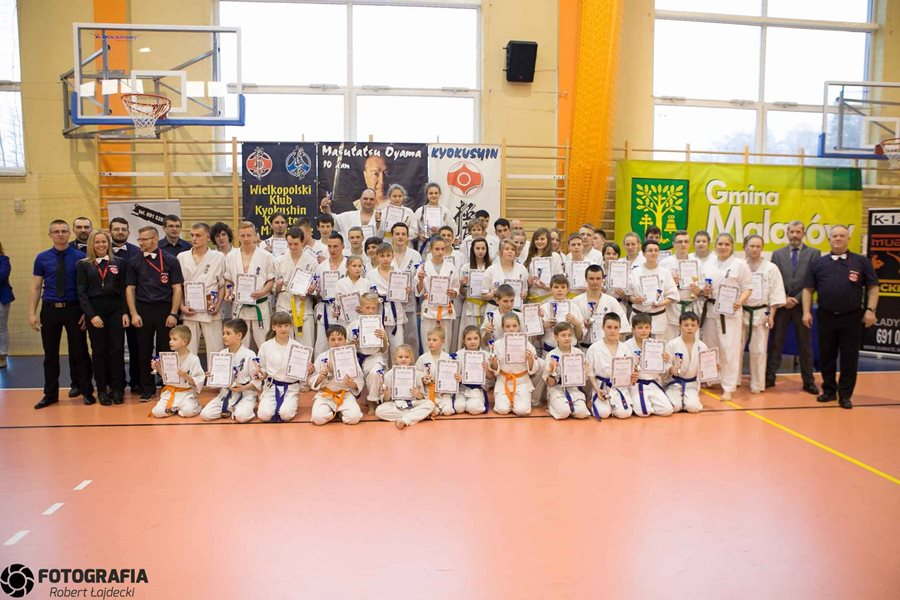 Karate: Ukończyli kurs sędziowski