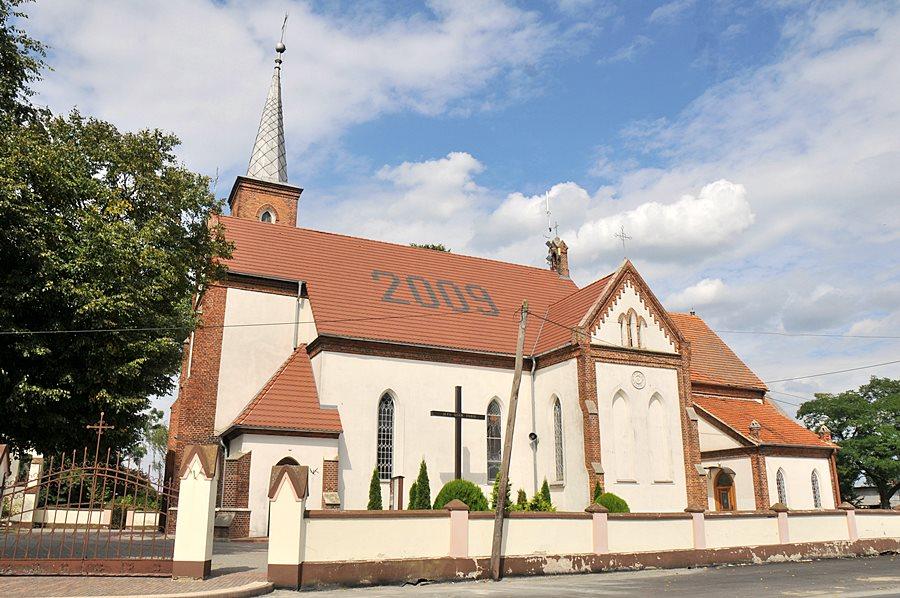 Rada przekazała pieniądze na wymianę kościelnych parapetów - foto: M. Derucki