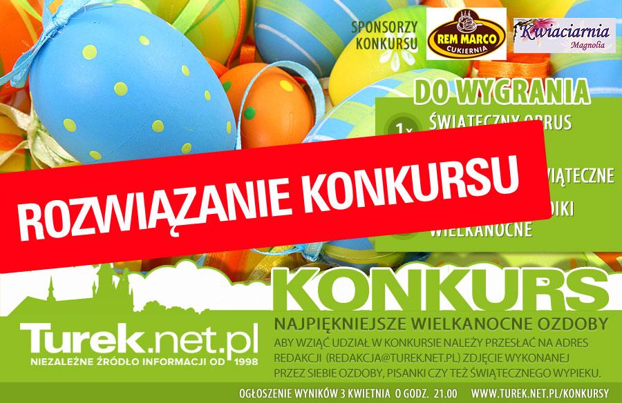 Rozwiązanie konkursu Wielkanocnego!