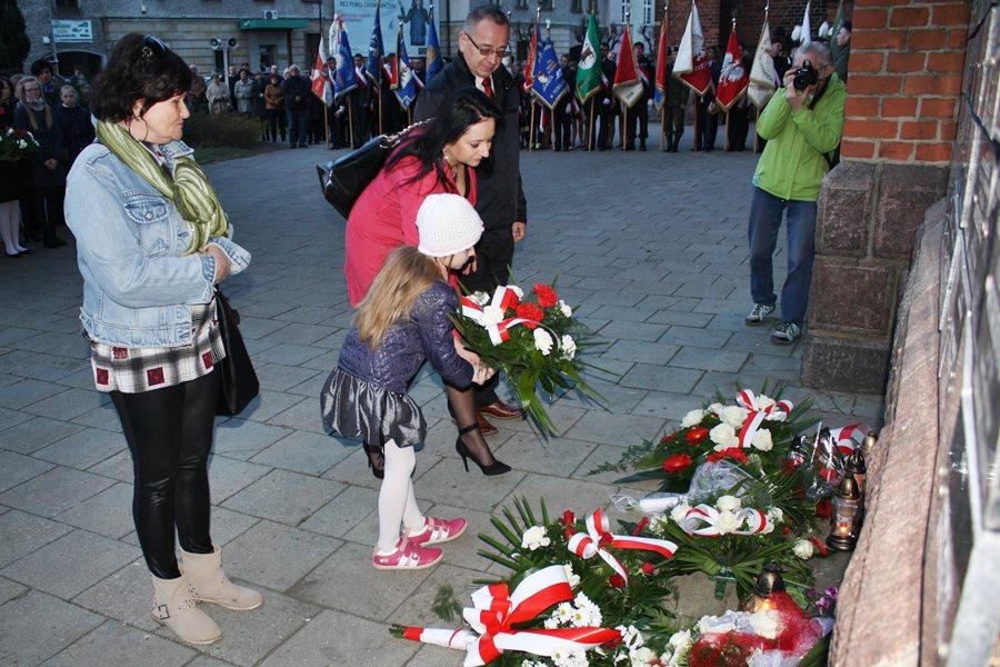 Cześć ofiarom zbrodni katyńskiej