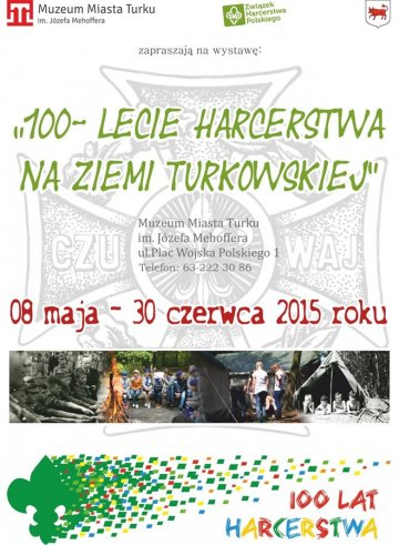 Stulecie harcerstwa w Turku na ziemi turkowskiej