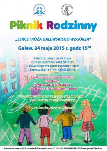 Odwiedź Galew, zajrzyj na Piknik Rodzinny