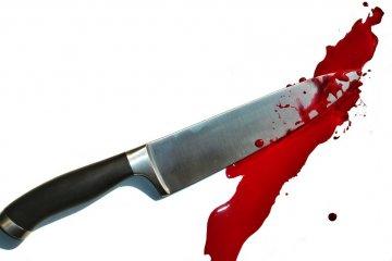 Zwyzywał żonę i zranił ją nożem