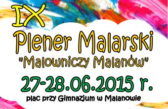 IX Plener Malarski