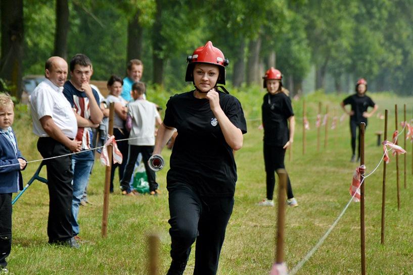 Podwójny triumf OSP Wróblina czyli zawody w Smaszewie z czeskim akcentem - foto: Arkadiusz Wszędybył