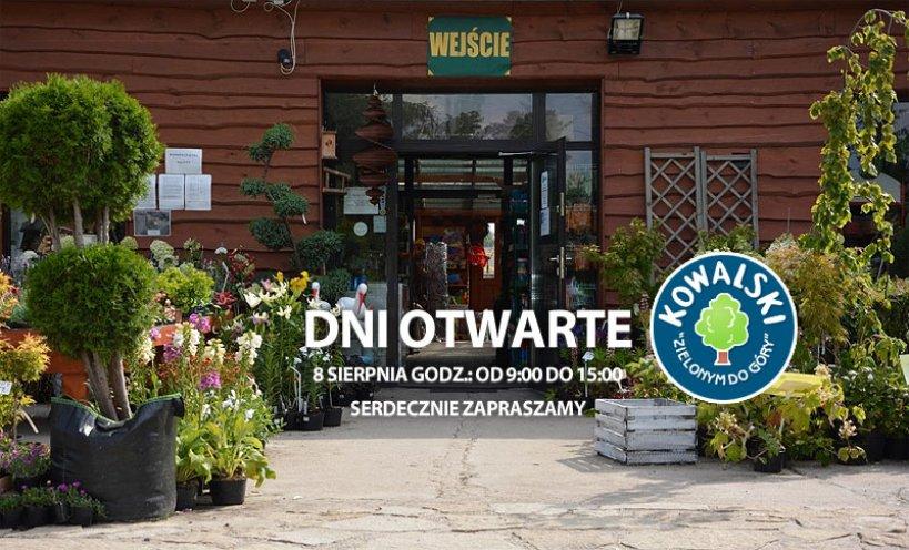 Dzień Otwarty w Centrum Ogrodniczym w Żukach już w sobotę