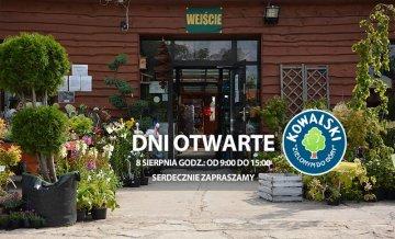 Dzień Otwarty w Centrum Ogrodniczym w Żukach...