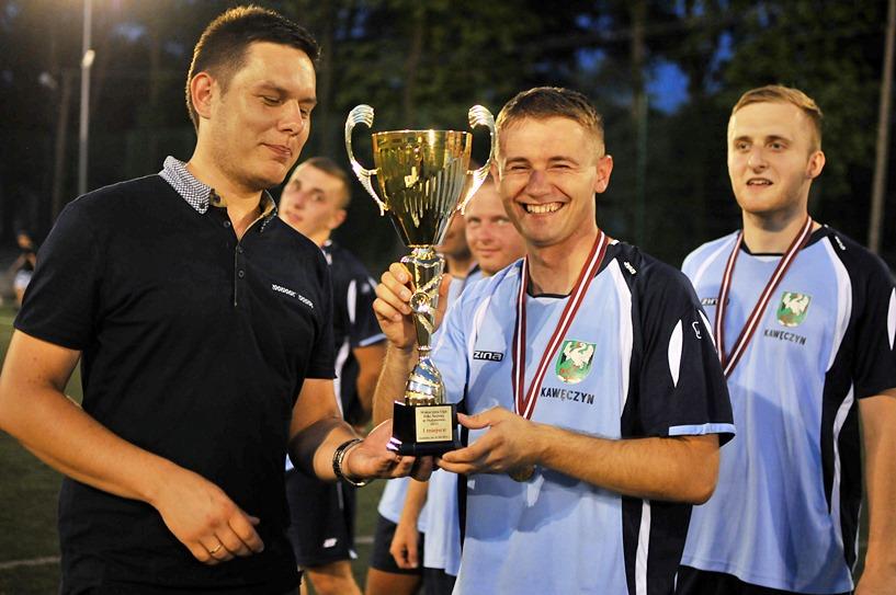 FC Kawęczyn zwycięża w WLPN w Malanowie drugi rok z rzędu! - foto: M. Derucki