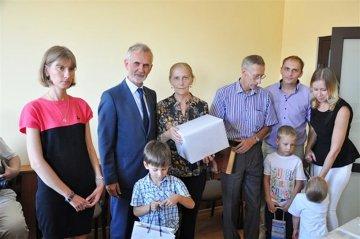 Rodzina Goranskich już cała jest w Polsce!