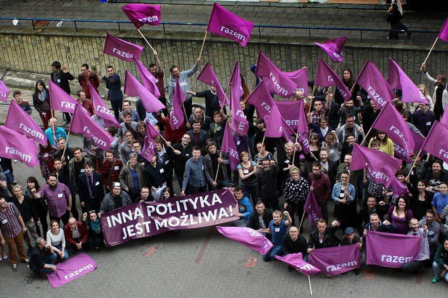 Partia RAZEM złożyła listę w naszym okręgu - foto: partiarazem.pl