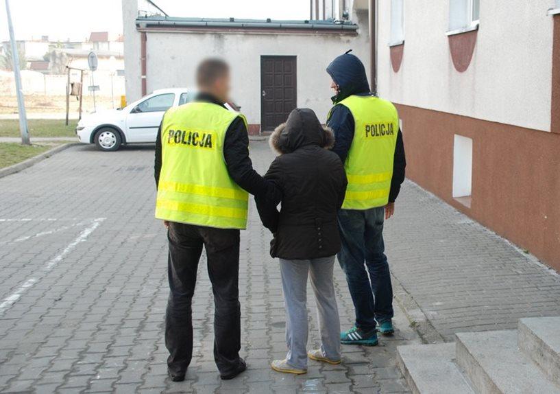 6 lat więzienia dla matki zabitego noworodka - foto: materiał operacyjny Komendy Wojewódzkiej Policji w Poznaniu