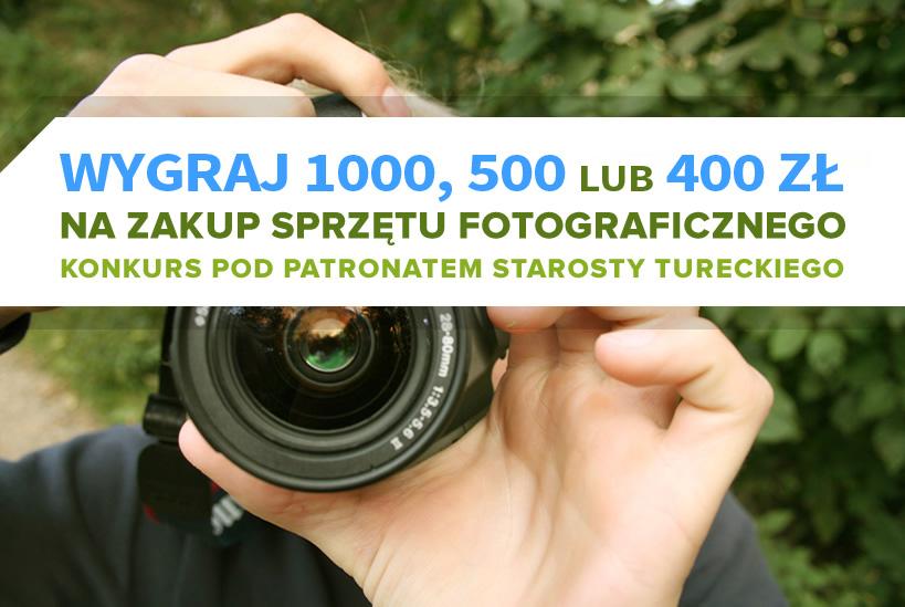 """Wyniki konkursu fotograficznego """"Piękno powiatu tureckiego"""""""