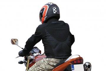 Połamany motocyklista trafił do SP ZOZ