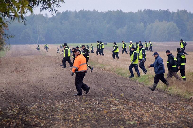 Marek Maćkowski wciąż zaginiony. Poszukiwania 55-latka trwają