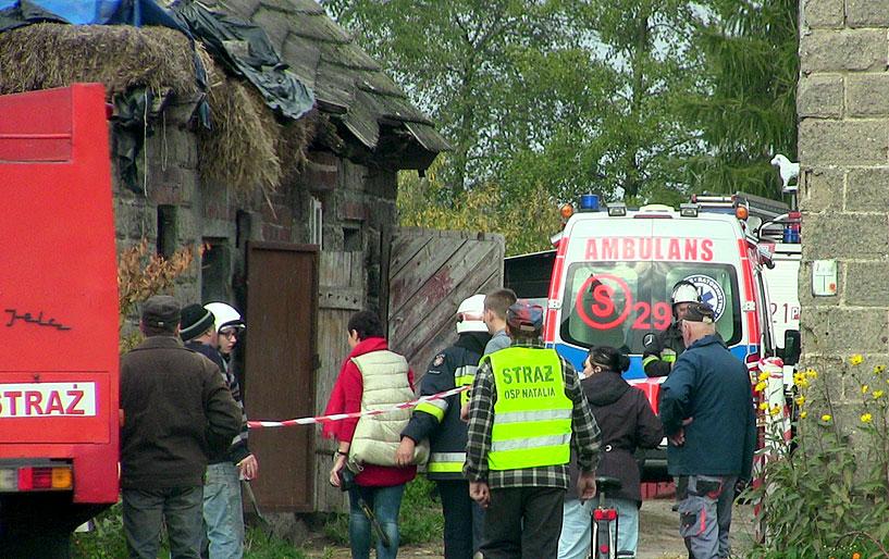 Natalia: Rozrzutnik wciągnął rolnika. 64-latek nie żyje