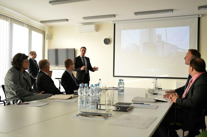 GETEC chce palić polskim pyłem i dać zatrudnienie polskim pracownikom