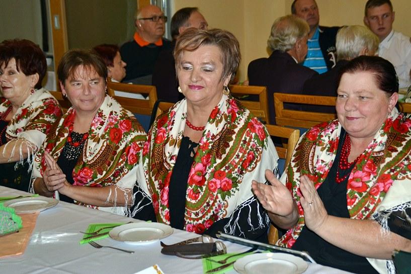 Biesiadowali w Barbórce przy pięknych melodiach - foto: Arkadiusz Wszędybył