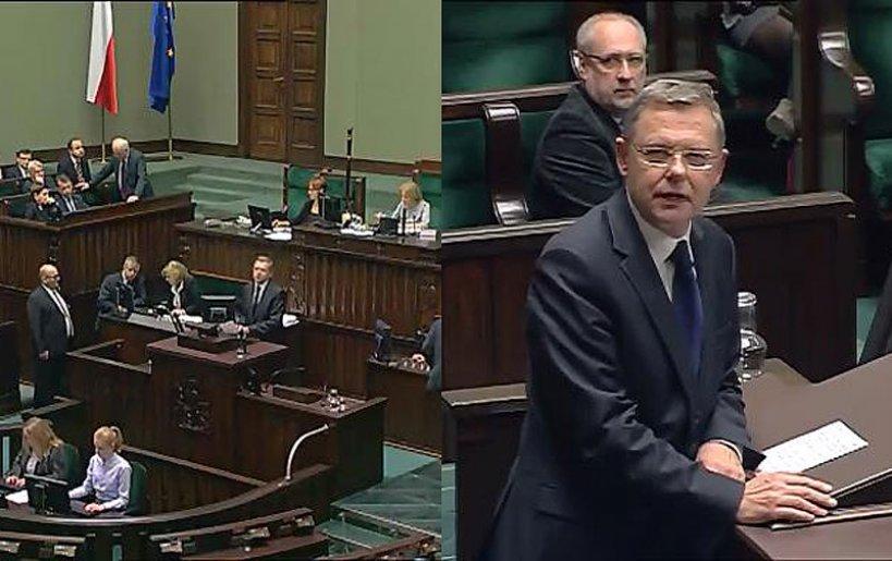 Wideo: Nowak przypomniał premier Szydło o jej obietnicach z Władysławowa