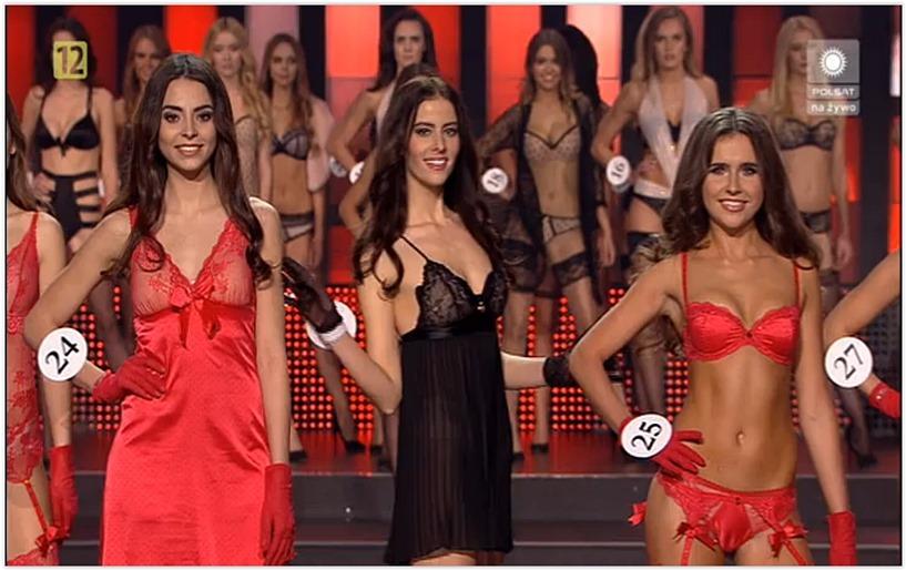 Tak Andżelika walczyła o tytuł Miss Polski - foto: kadr z relacji TV POLSAT