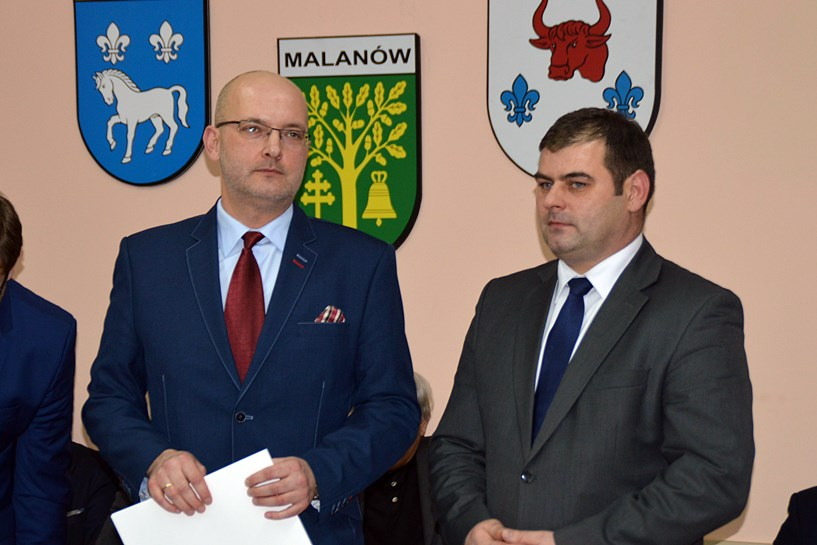 Dariusz Kałużny z PiS nowym wicestarostą