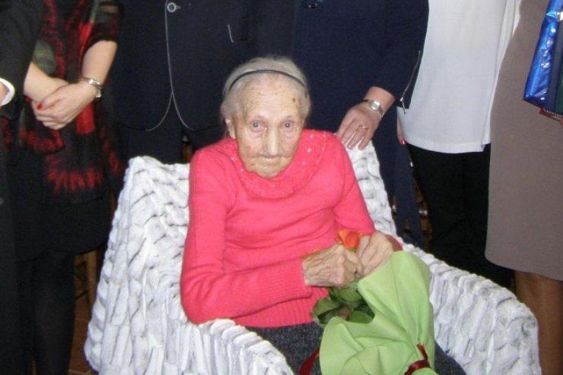 Pani Cecylia świętowała 100 urodziny