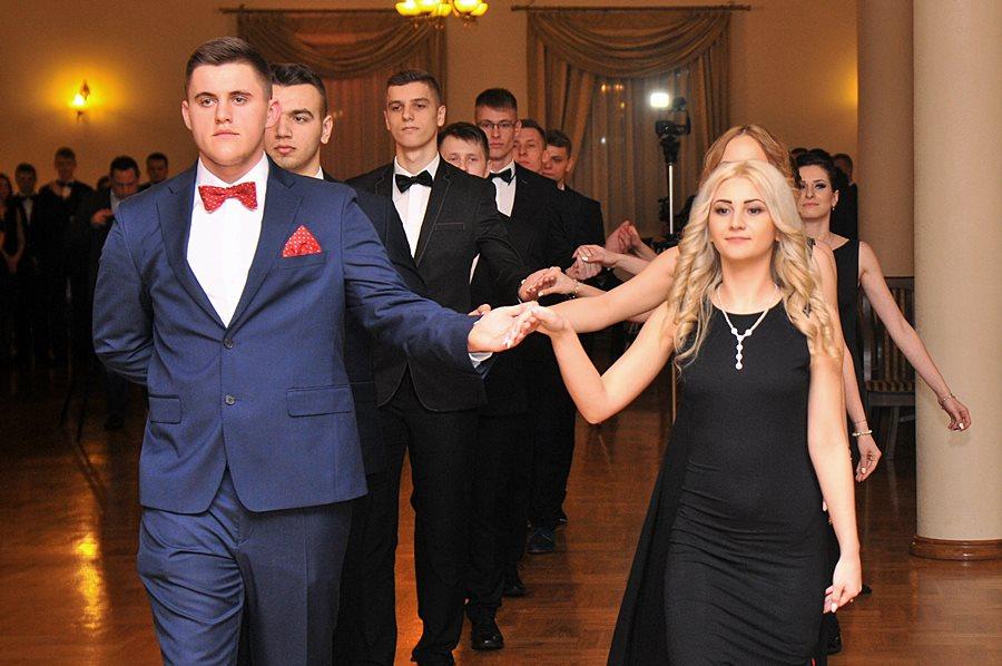 Maturzyści ZSR bawili się w Uniejowie - foto: M. Derucki