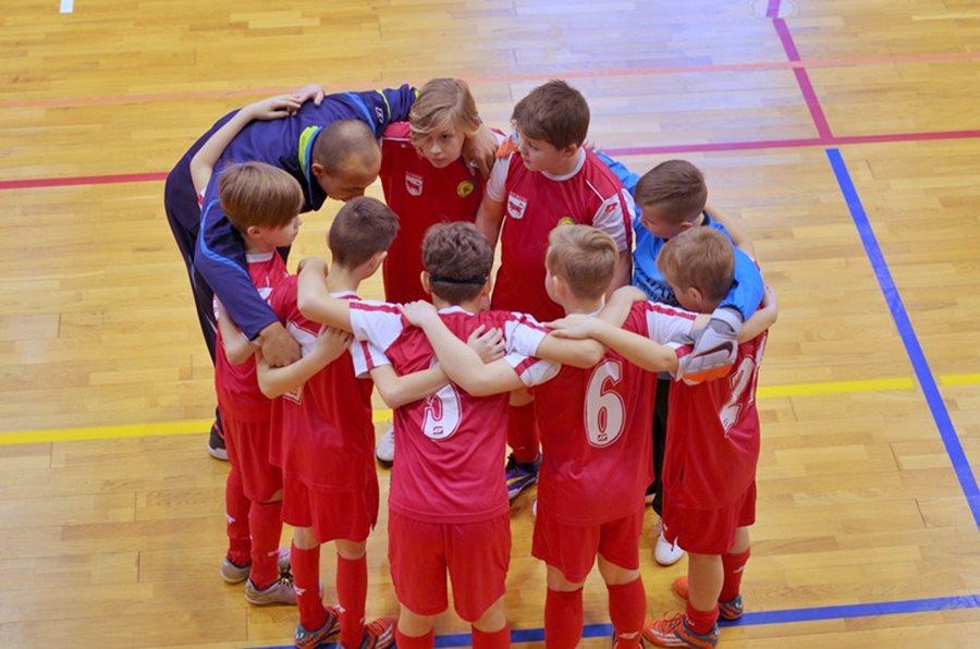 TUR zorganizował turniej piłki nożnej rocznika 2004