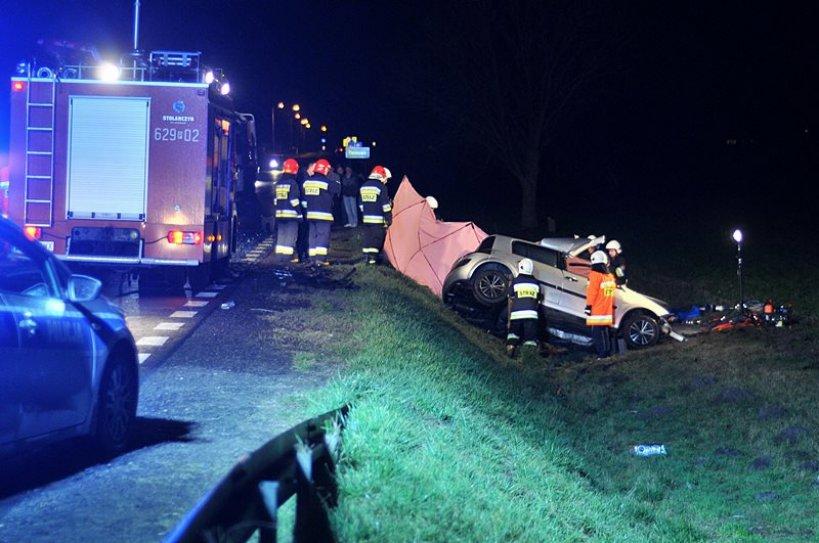 Komunikat KPP ws wypadku w Tarnowej. Policja szuka świadków