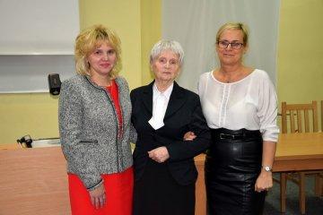 Wspomnienia pani Danuty Chmielewskiej