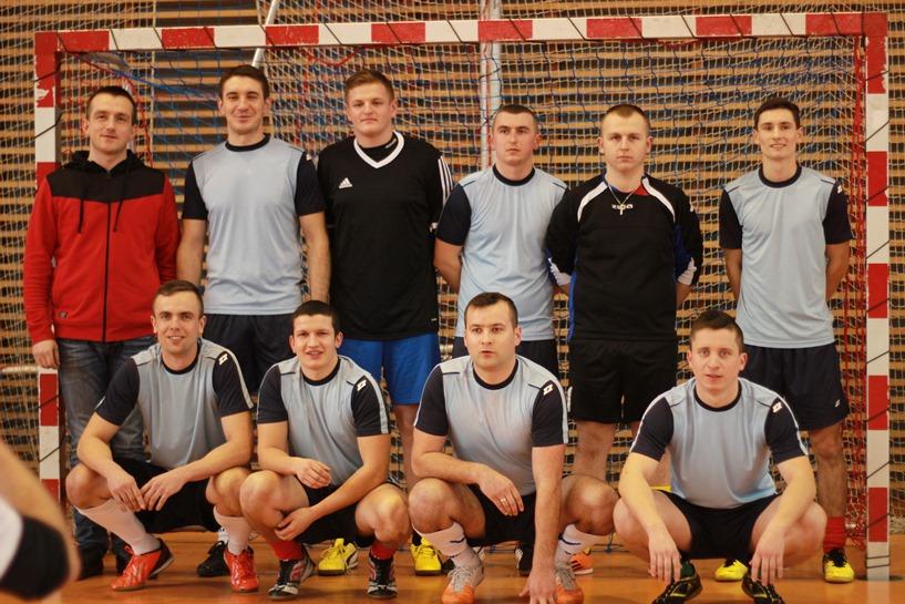Druhowie z Grąbkowa walczyli w IV Wojewódzkim Turnieju Halowej Piłki Nożnej OSP - foto: Natalia Krauze