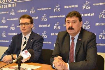100 dni Posła Bartosika: Program 500+ i zapytania o ZE PAK