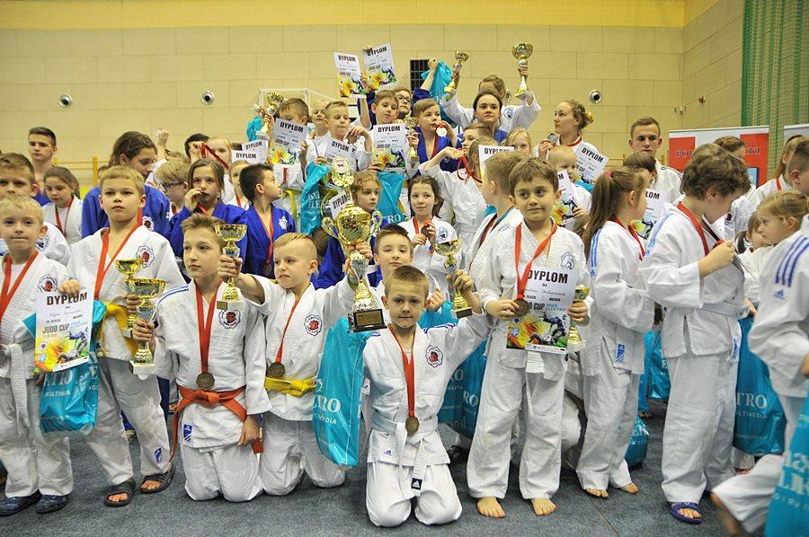Wielki turniej judo zakończony - foto: M. Derucki