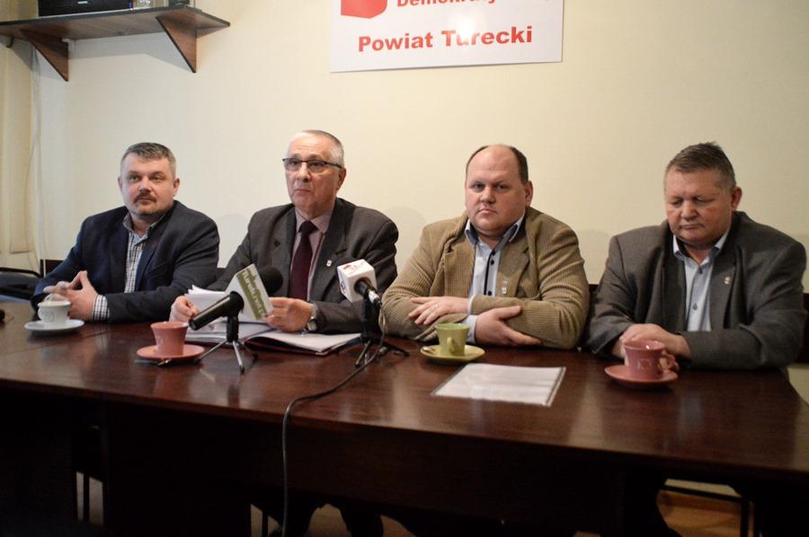 Wideo: Radni SLD-RiP-TS chcą dialogu i jasnego prawa, nie dzielenia mieszkańców