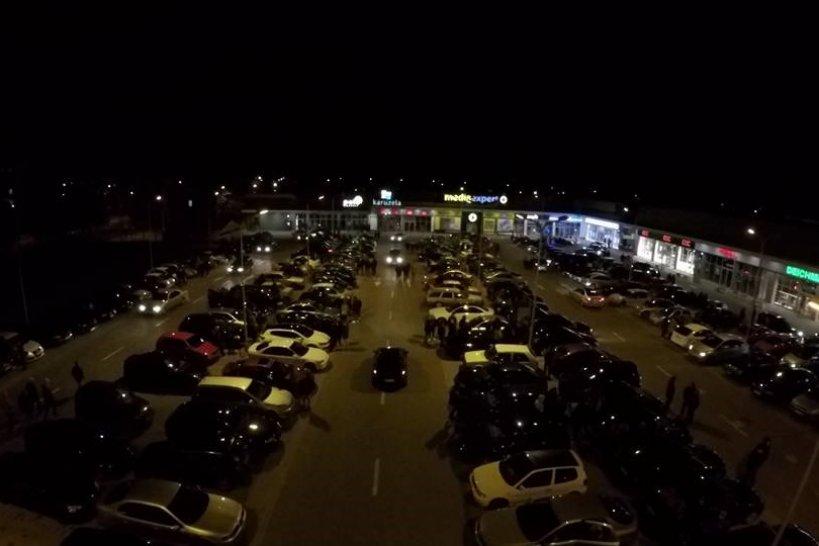 Wideo: Karuzela sobotniej nocy. Była Policja, nie było zabawy - foto: Wiesław Karbowy
