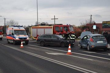 Wypadek na Uniejowskiej
