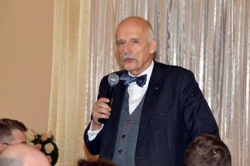 Wideo: Dyskusja z Korwinem-Mikke na spotkaniu w...