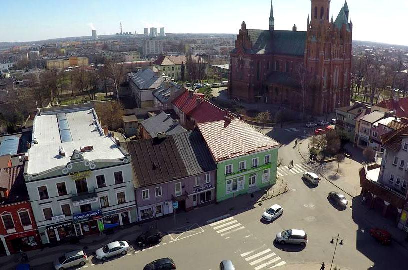 Wideo: Wiosenny Turek z lotu ptaka - foto: Wiesław Karbowy