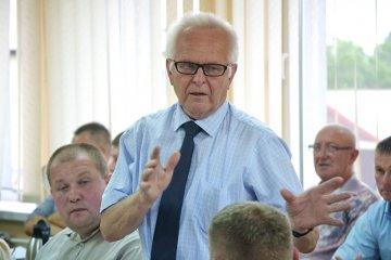 Bronisław Urban członkiem Rady Normalizacyjnej...