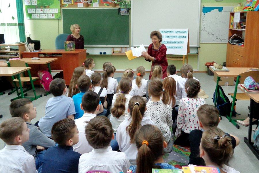 O tym, co w życiu ważne? - warsztaty literackie dla dzieci
