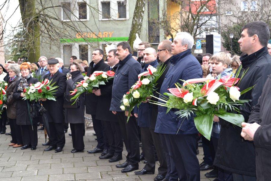 Oddali hołd ofiarom zbrodni katyńskiej