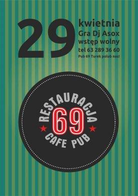 DJ Asox w Pubie 69
