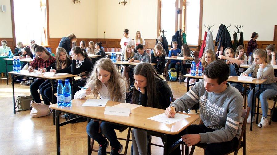 Sukces uczniów Gimnazjum nr 1 w konkursie