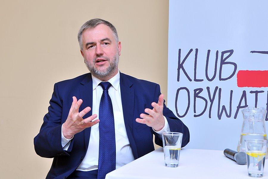 Kluby Obywatelskie ratunkiem dla PO-lski? - foto: M. Derucki