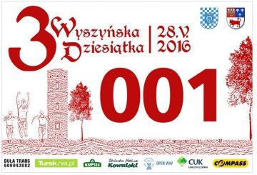 III Bieg Wyszyńskiej Dziesiątki już 28 maja!